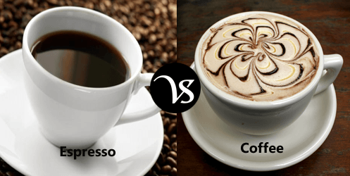 The Difference Between Coffee and Espresso
