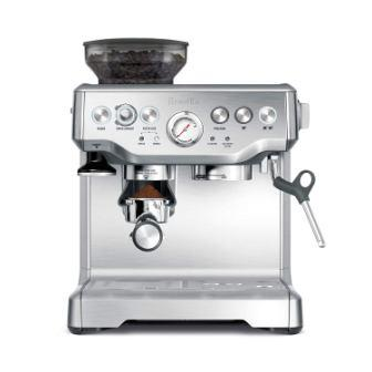 Breville Barista Express BES870XL review 1