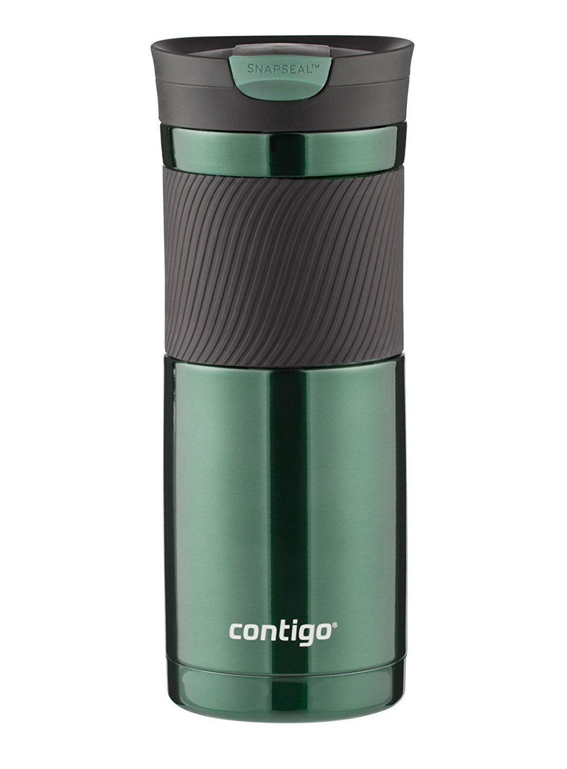 Contigo SnapSeal Byron Vacuum Insulated Stainless Steel Travel Mug