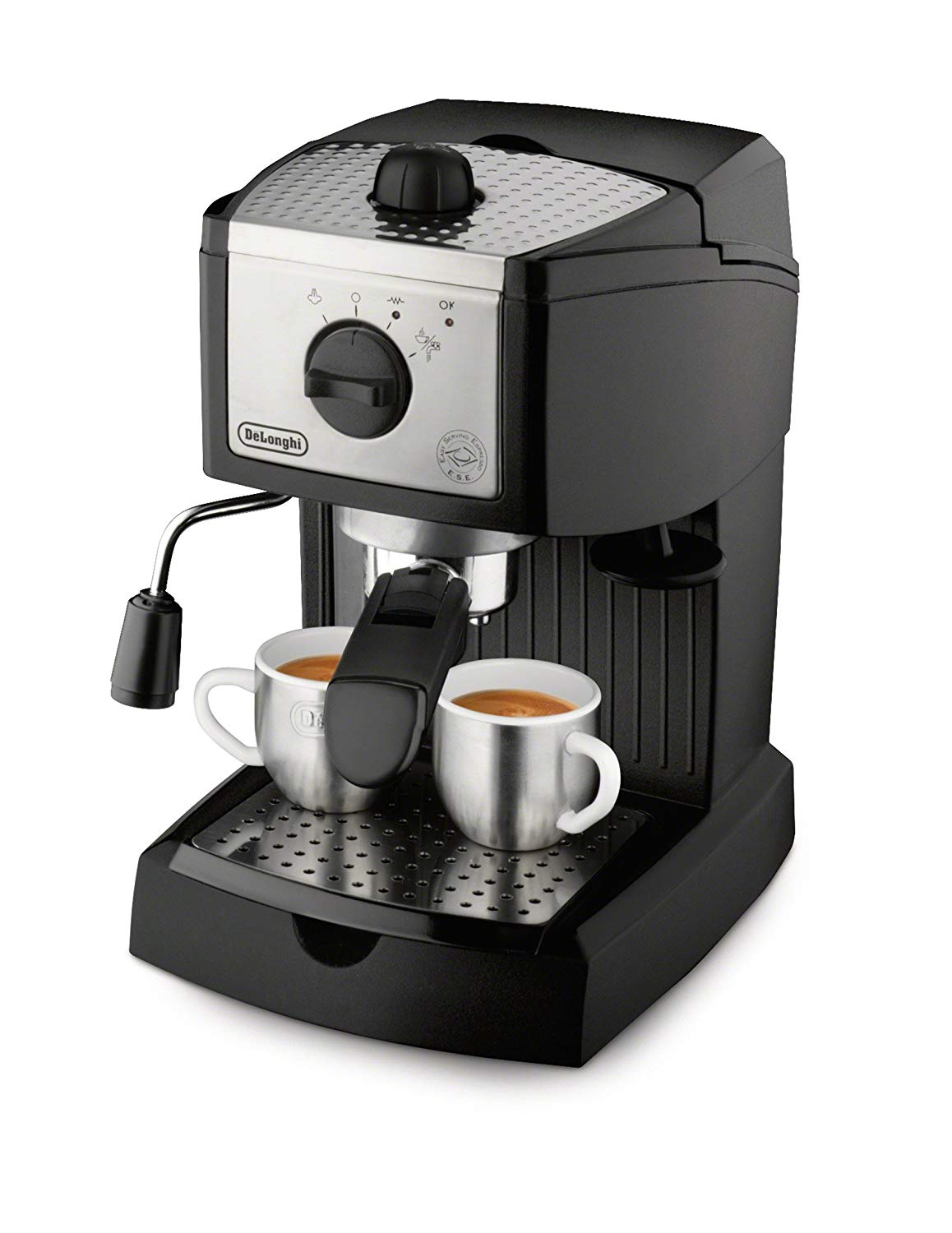 DeLonghi EC155 Espresso and Cappuccino Maker