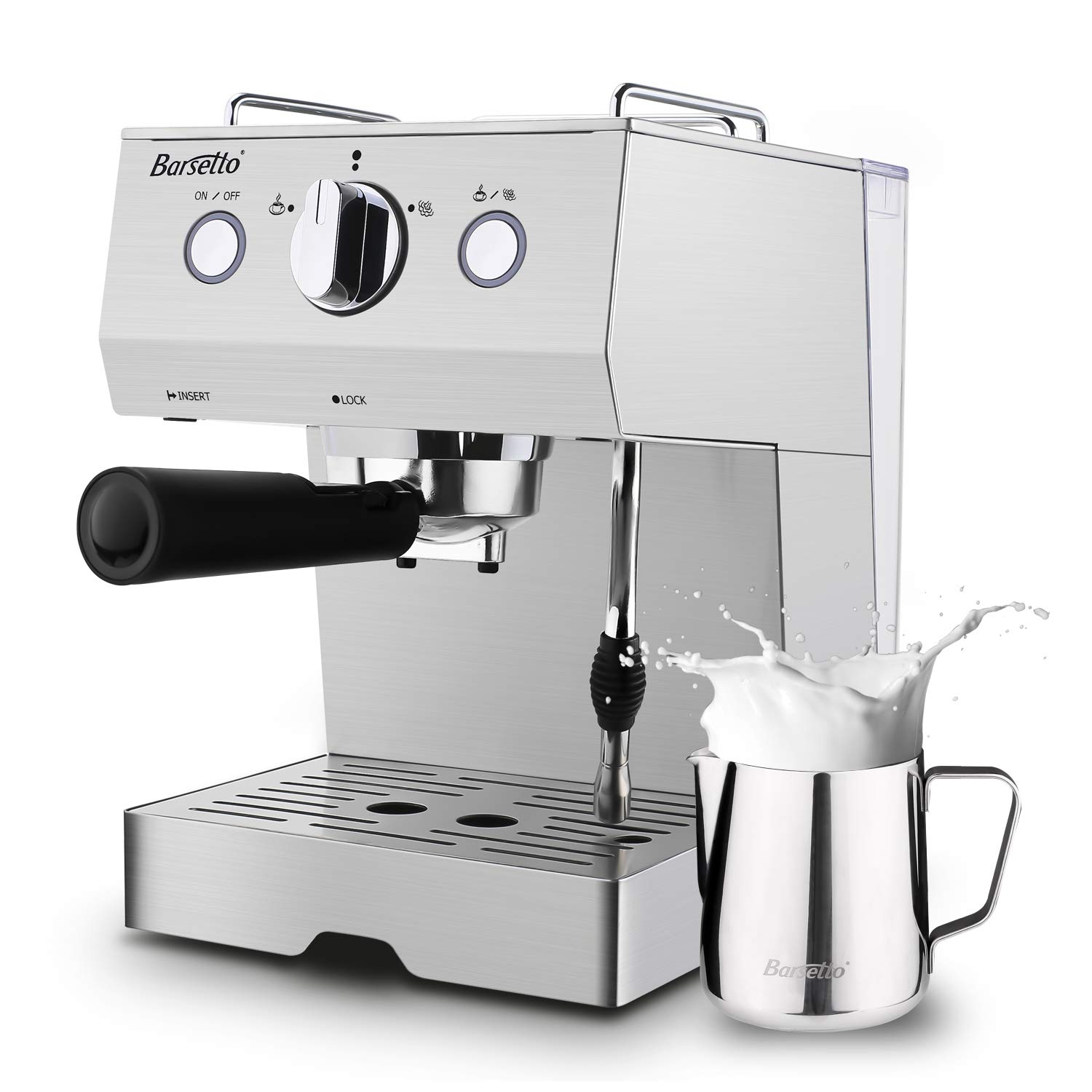 Espresso Machine by Barsetto (CM5003-UL)