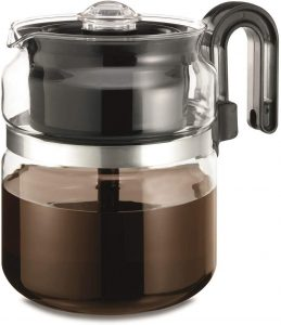 Cafe Brew Collection Stovetop Percolator Coffee Pot Review