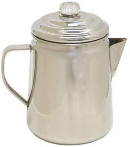 Coleman Stainless Steel Percolator Review
