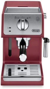 DeLonghi 15 Bar Espresso Machine with Advanced Cappuccino System