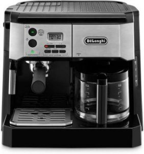 DeLonghi Combination Pump Espresso and Cappuccino System