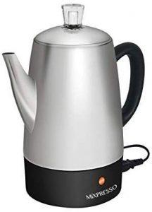Mixpresso Electric Coffee Percolator Review