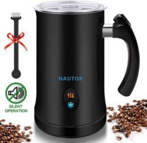 Nautor Milk Frother Review
