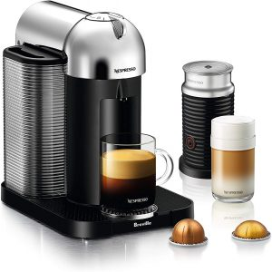 Nespresso Vertuo Coffee and Espresso by Breville
