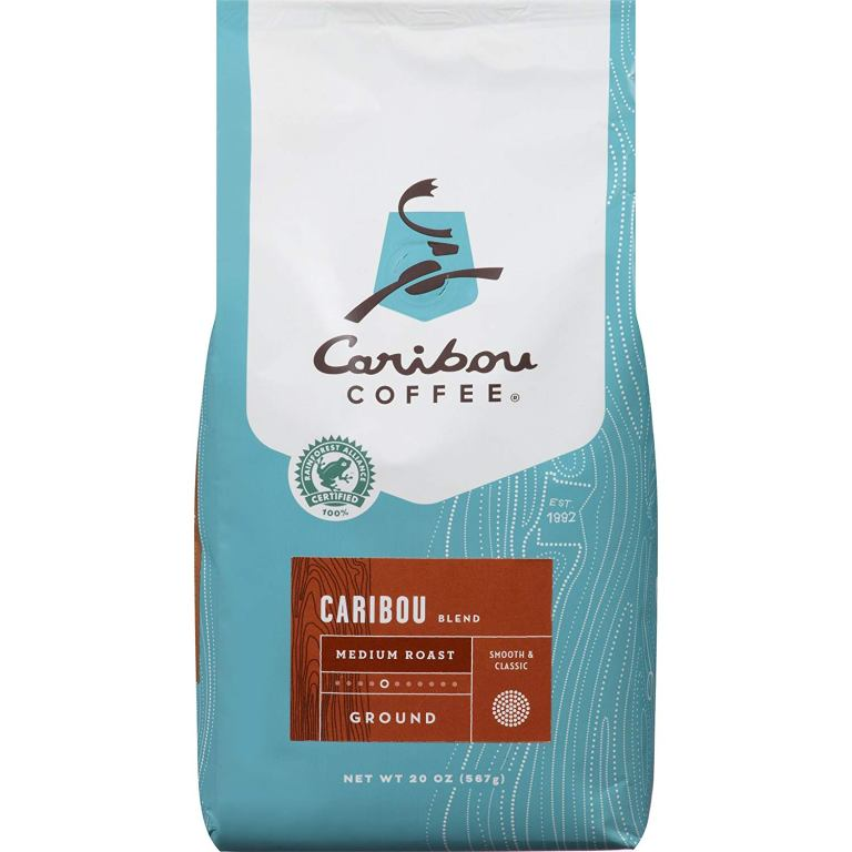 Caribou Coffee Caribou Ground Coffee Review