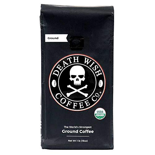 Death Wish Ground Coffee Review
