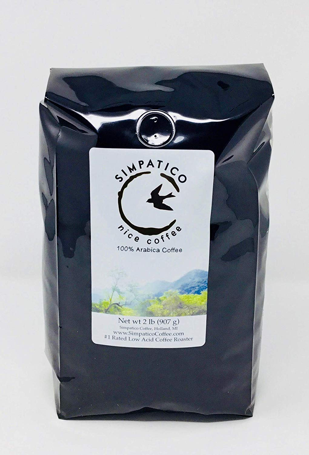 Simpatico Low Acid Coffee Review