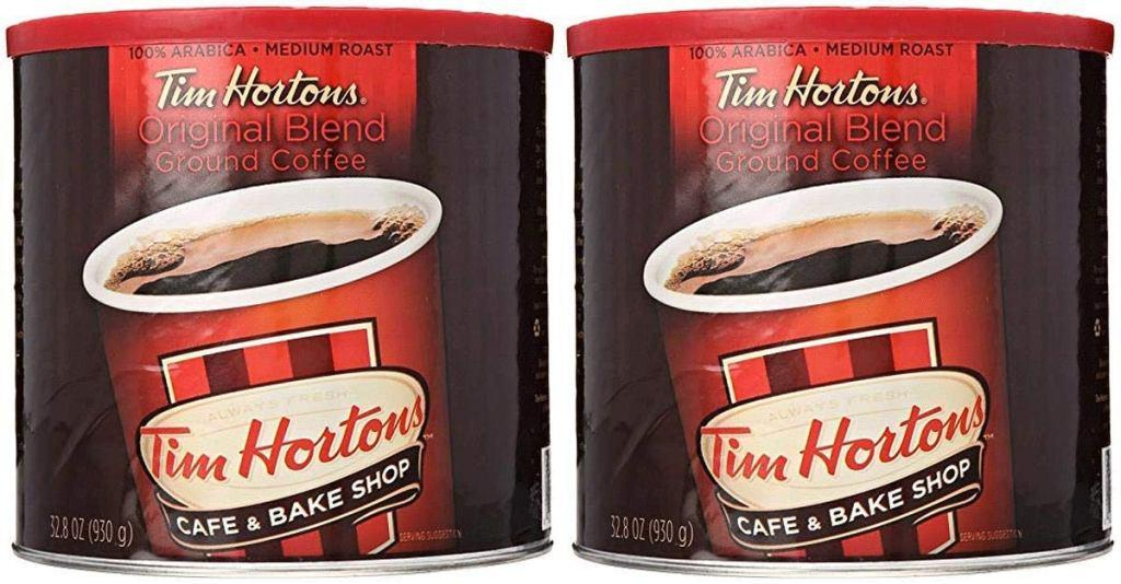 Tim Hortons HBRKMMCX Arabica Ground Coffee Review