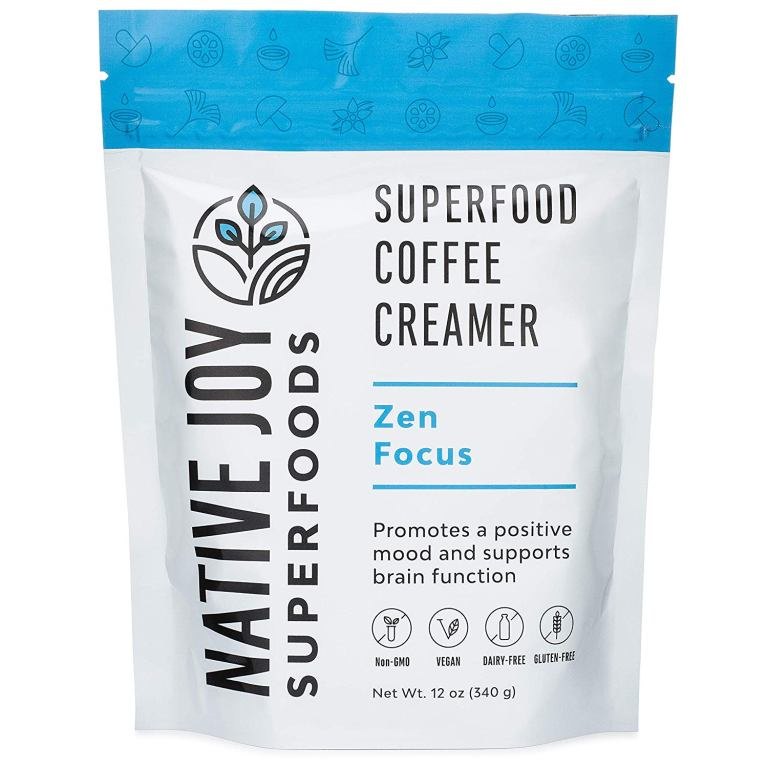 Native Joy Superfoods Zen Focus Coffee Creamer Review – Best Organic Coffee Creamer