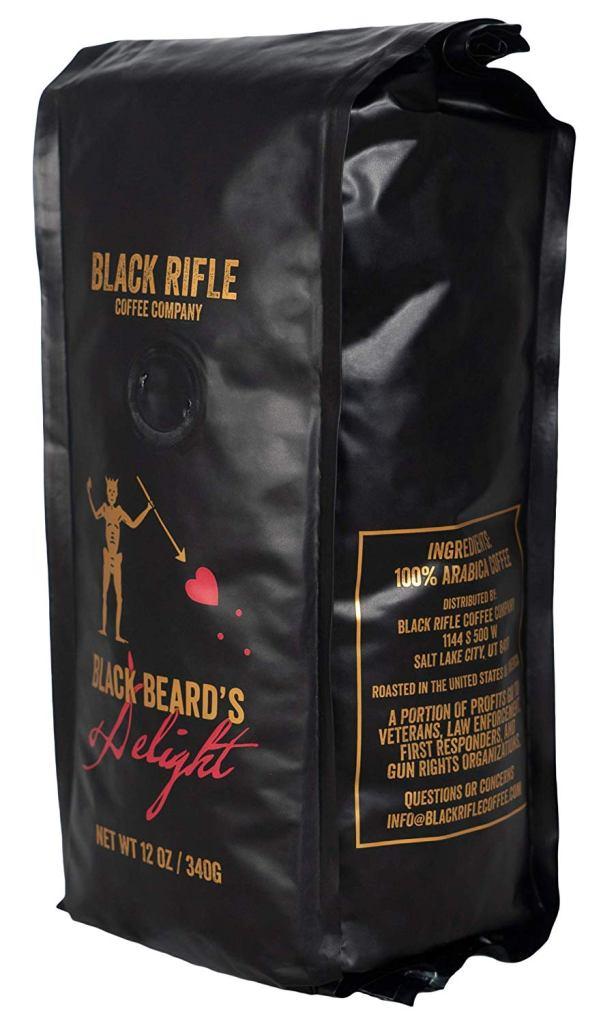 Black Rifle Coffee Company Blackbeards Delight Review