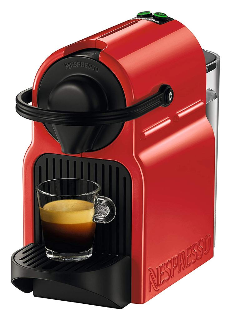 Breville BEC120RED1AUC1 Inissia Espresso Machine