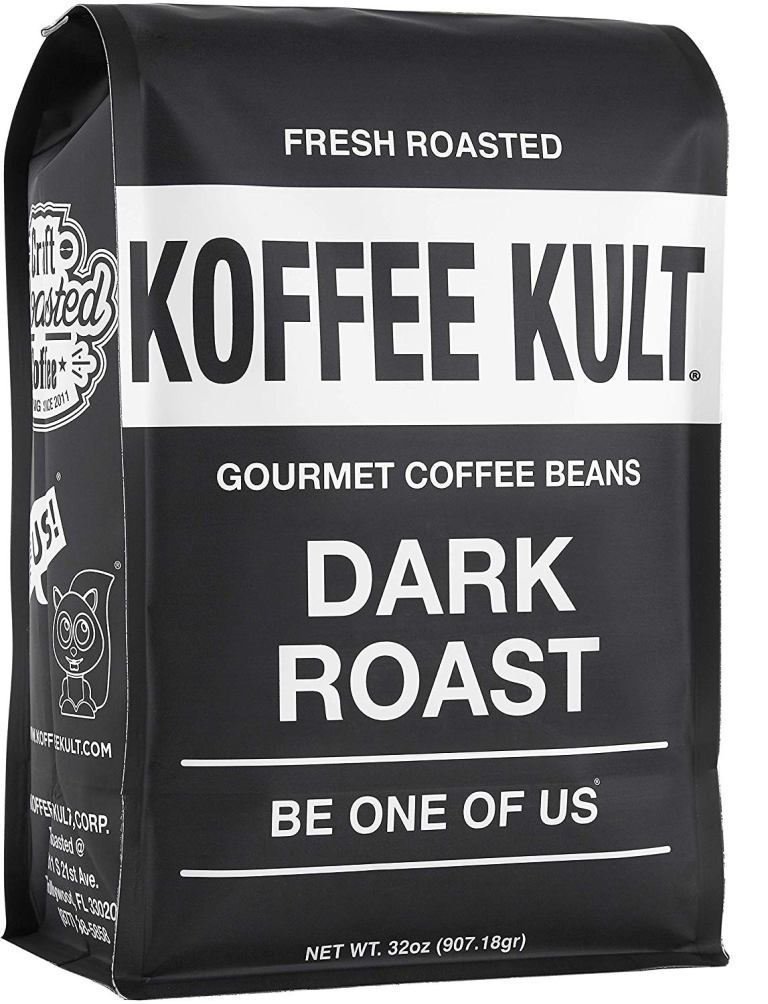 Koffee Kult Gourmet Coffee Beans Review