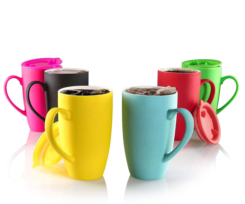 MITBAK 6-Pack Ceramic Coffee Mug Set Review