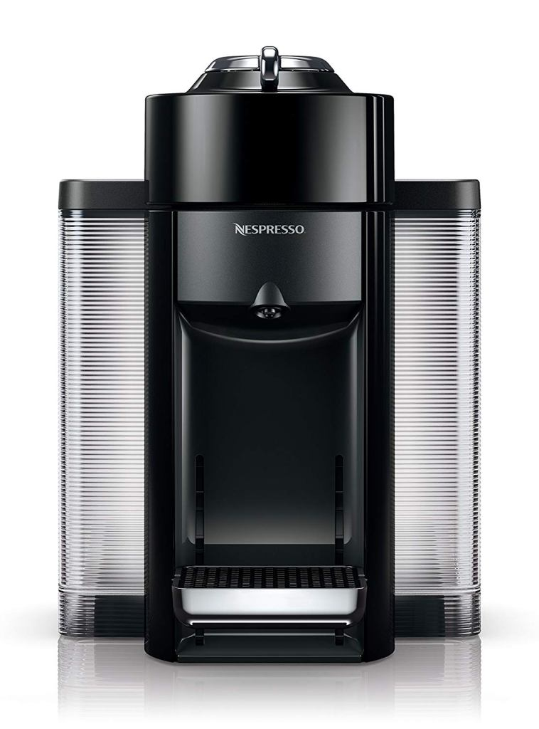 Nespresso by DeLonghi ENV135B Coffee and Espresso Machine
