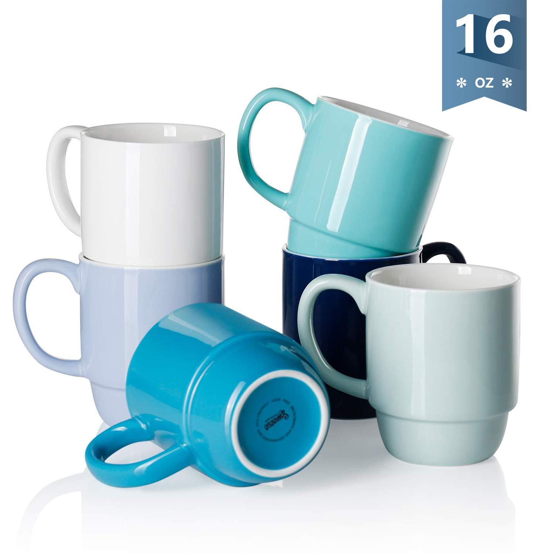 Sweese 605.003 Porcelain Stackable Mug Set Review