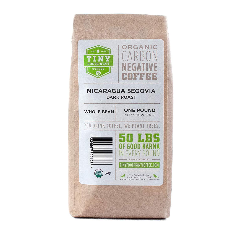 Tiny Footprint Coffee - Organic Carbon Negative Coffee Review