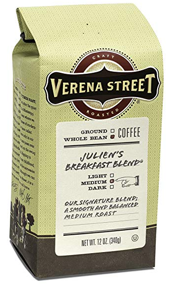 Verena Street Coffee Review