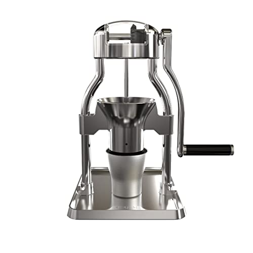 Picture of the ROK Aluminum Manual Coffee Grinder, rated the best by Fourth Estate.
