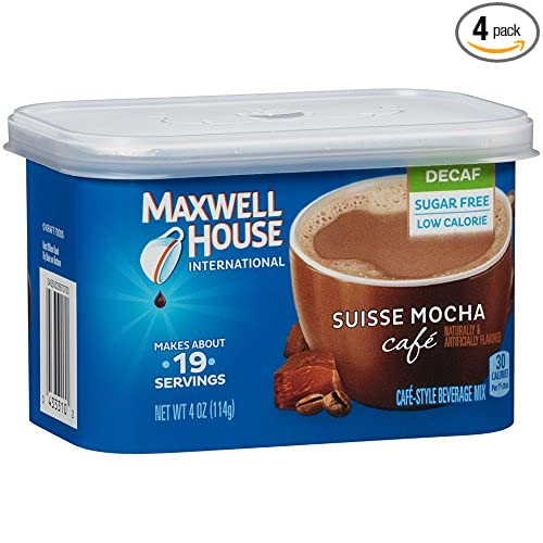 Maxwell House International Suisse Mocha