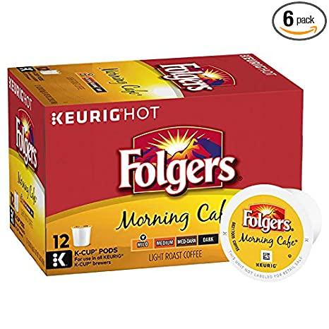 Folgers Morning Cafe'
