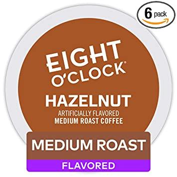 Eight O'Clock Hazelnut