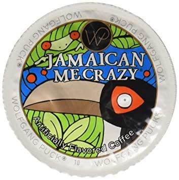 Jamaican Me Crazy Brand
