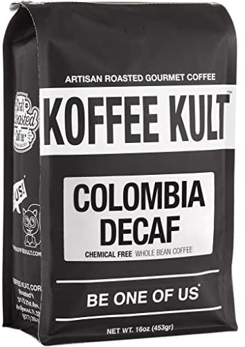 Columbia Decaf Koffee Kult