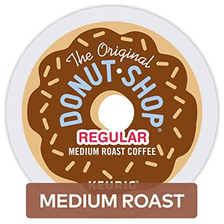 Donut Shot Medium Roast