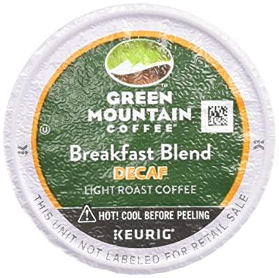 Green Mountain Breakfast Blend Decaf