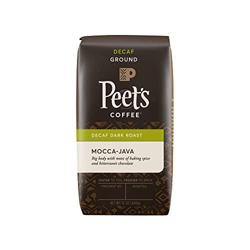 Peet's Decaf Dark Roast