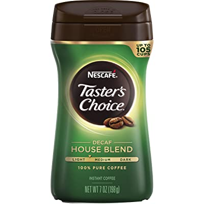 Taster's Choice Decaf House Blend