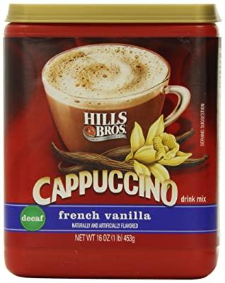 Cappuccino Hills Bros