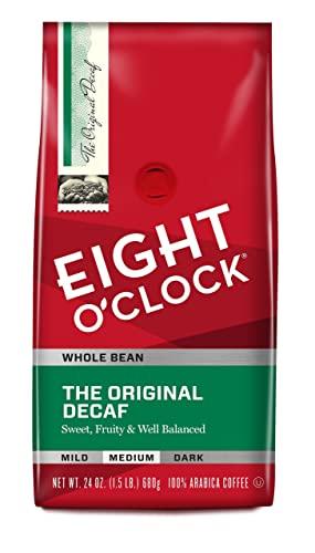 Eight O'Clock Original Decaf