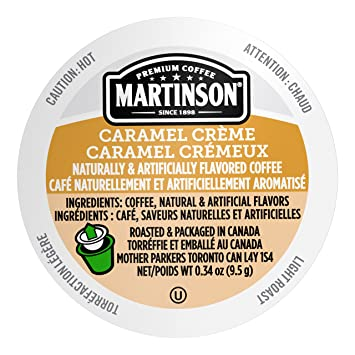 Martinson Caramel Blend