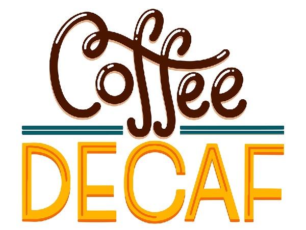 Decaf Logo